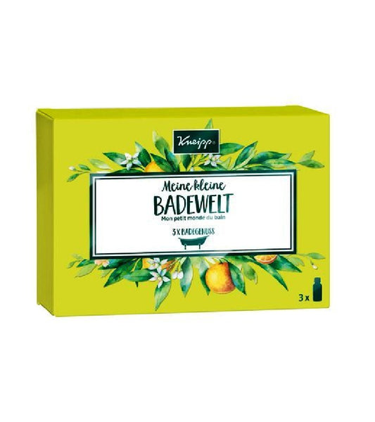 Kneipp Gift Pack:My Little World of Bathing - 3 Different Bath Oils - Eurodeal.shop