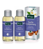 2xPack Kneipp 'Jasmin & Argan' Bath Oil - 200 ml