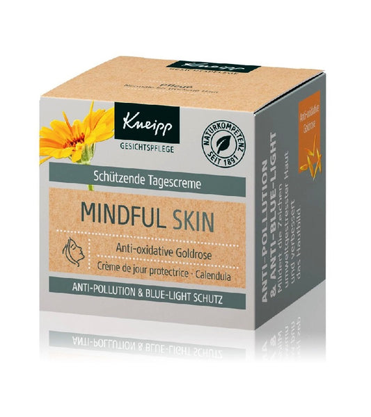 Kneipp Mindful Skin Anti-Oxidative Gold Rose Day Cream - 50 ml