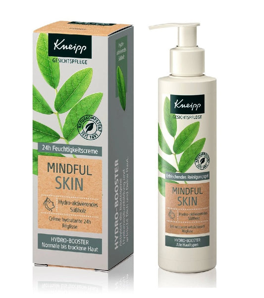 Kneipp Mindful Skin Hydro-Activating Liquorice Cleansing Gel - 190 ml