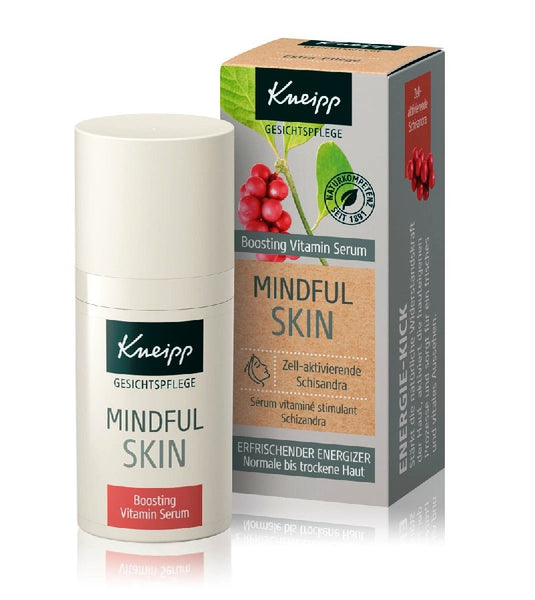 Kneipp Mindful Skin Cell-Activating Schisandra Face Serum - 50 ml