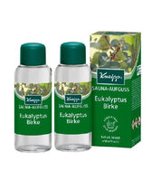 2xPack Kneipp 'Eucalyptus Birch' Sauna Infusion Bath Oil - 200 ml
