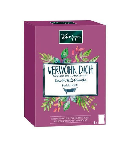 Kneipp Gift Pack:Pamper Yourself - 4 Different Bath Crystals - Eurodeal.shop