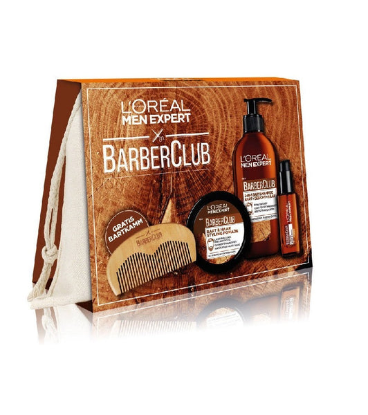 L'Oréal Men Expert Barber Club Beard Grooming Set for Men