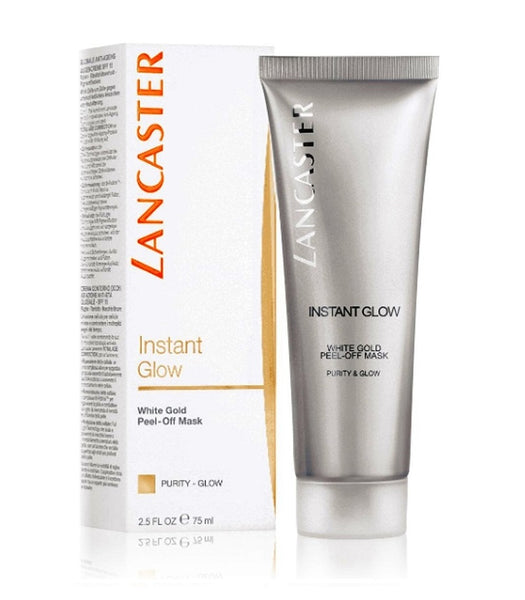 Lancaster Instant Glow White Gold Peel-Off Mask - 75 ml