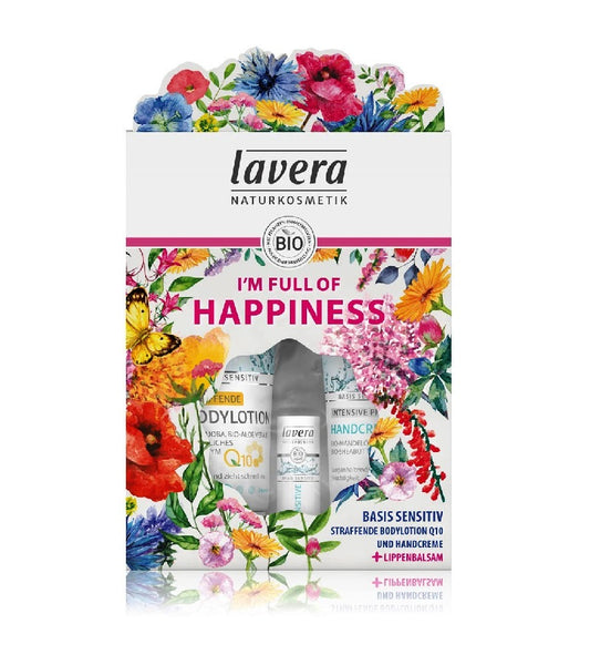 Lavera I'm Full of Happiness Personal Care Set for Women
