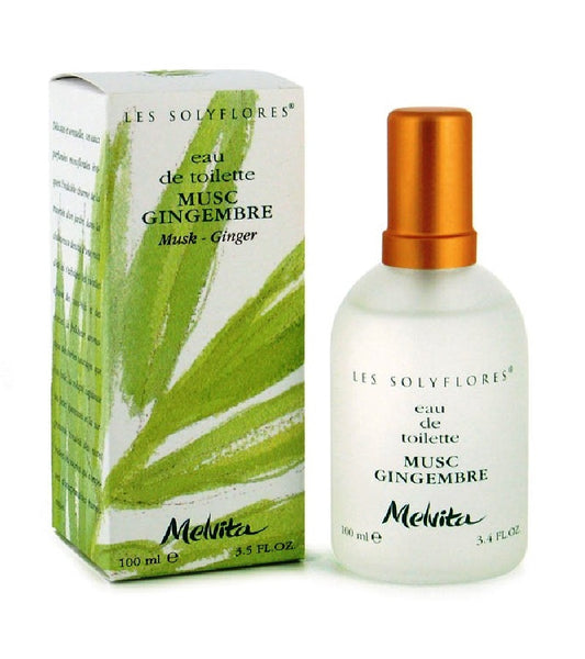 Melvita GINGER EAU DE TOILETTE FRAGRANCE- 100 ml