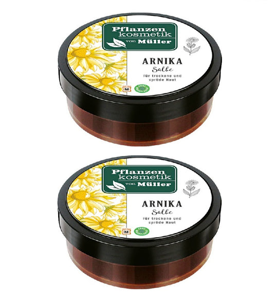 Müller Plant Cosmetics Arnica Ointment - 100 ml - Eurodeal.shop