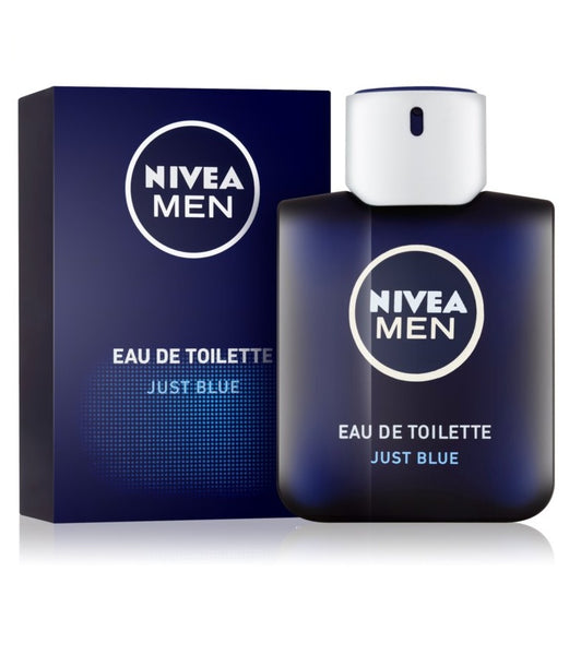 Nivea Men Just Blue - Eau de Toilette for Men - 100 ml