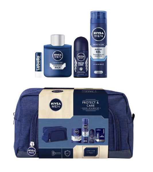 Nivea Men Protect & Care 5-Piece Gift Set V