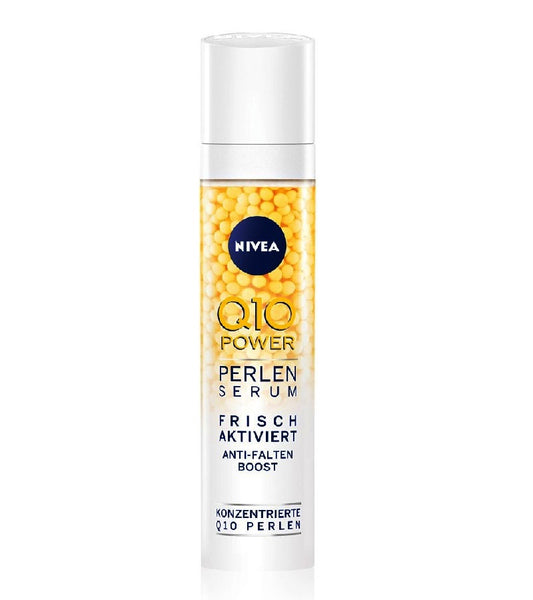 Nivea Q10 Power Anti-Wrinkle + Firming Smoothing Care Pearls for Women - 40 ml