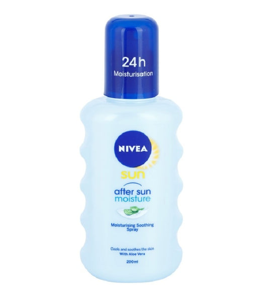 Nivea After Sun Spray 24h Moisturizer - 200 ml