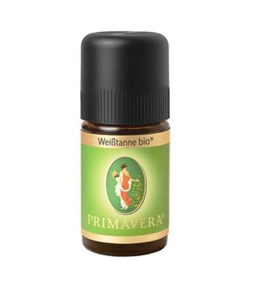 PRIMAVERA  Organic Silver Fir Oil - 5 ml - Eurodeal.shop
