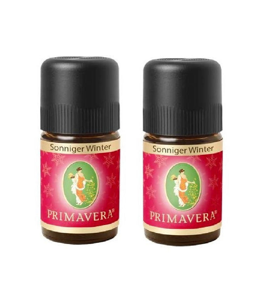 2xPack PRIMAVERA Sunny Winter Mix Scent - 10 ml