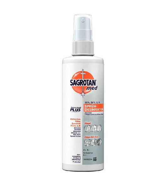SAGROTAN MED Disinfection Anti-Virus Spray - 250 ml