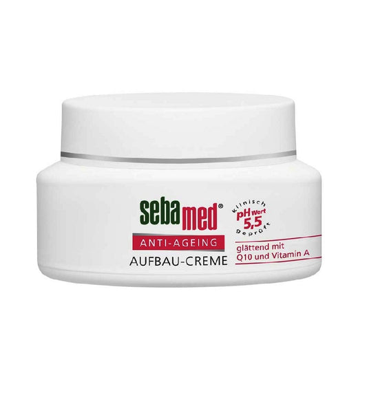 Sebamed Anti-aging Build-up Cream with Q10 - 50 m