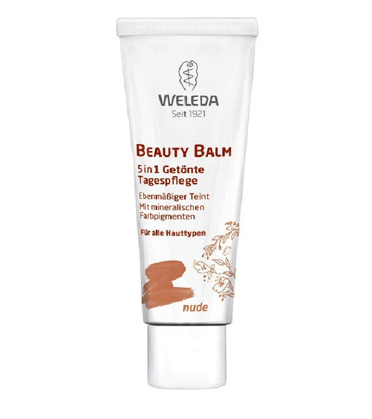 WELEDA Beauty Balm BB Cream 5-in-1 NUDE  - 30 ml