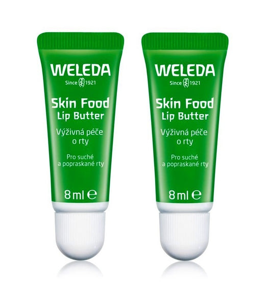 WELEDA Skin Food Balm for Dry and Chapped Lips - 8 ml