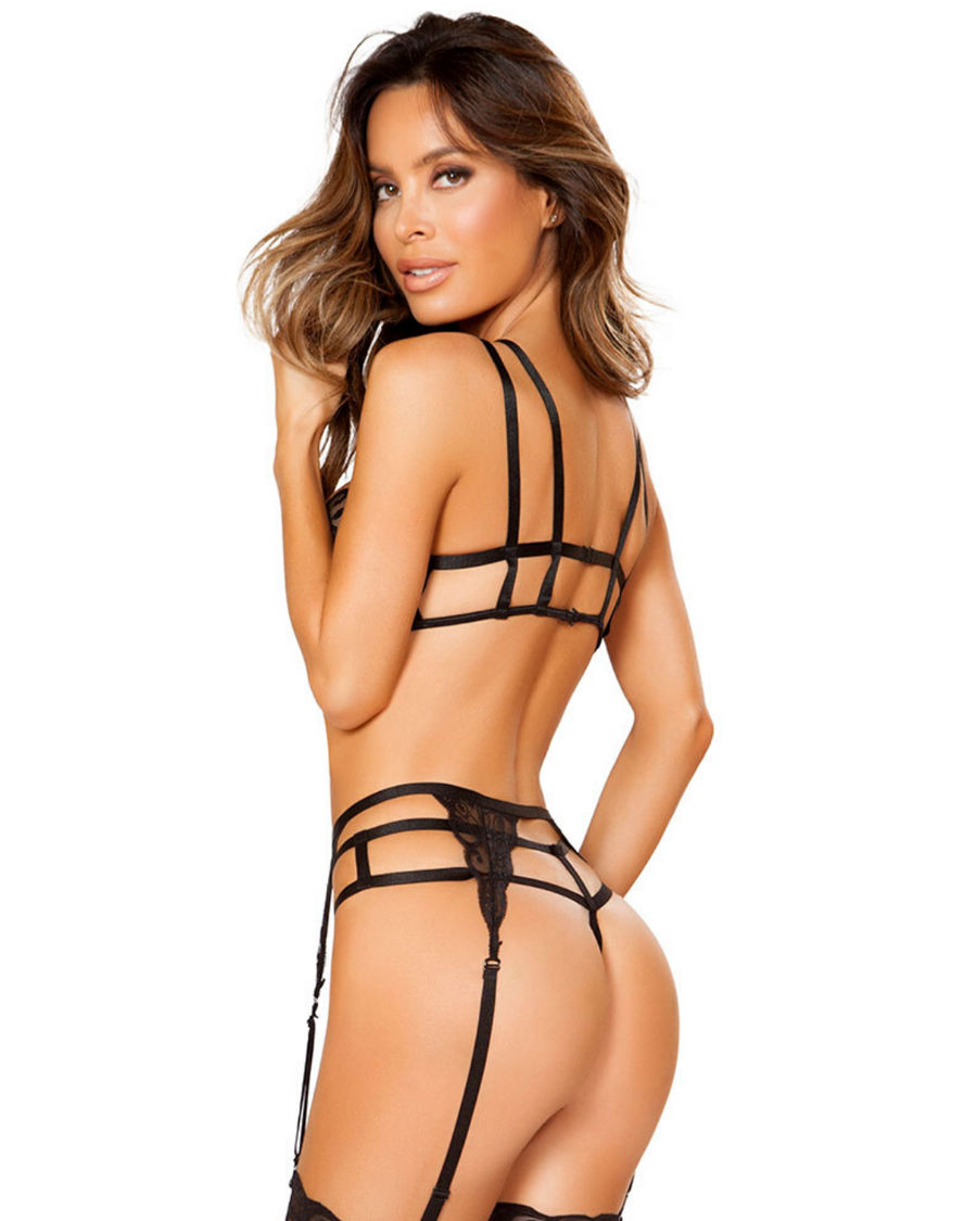 Blackout Ardennes, Body Cage Lingerie