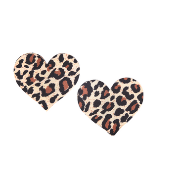Wildcat Heart 5 Pair Nipple Pastie Set