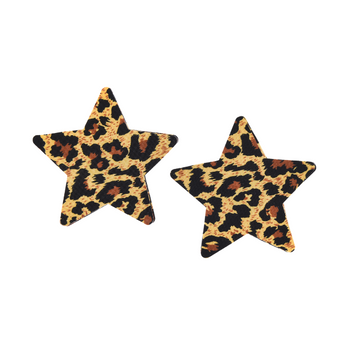 Wildcat Star 5 Pair Nipple Pastie Set