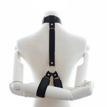 Bondage Bottega, Felix Black Body Restraint