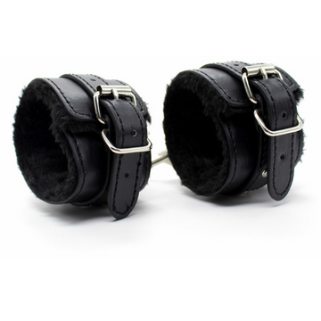 Bondage Bottega, Milenka Black Handcuff Restraints