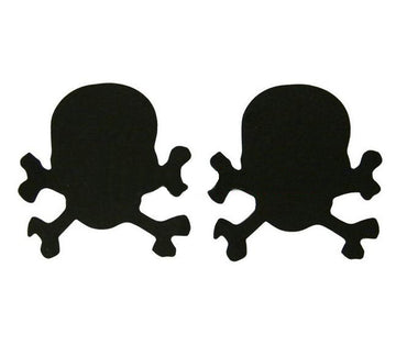 Pirate Pastie 5 Pair Nipple Pastie Set
