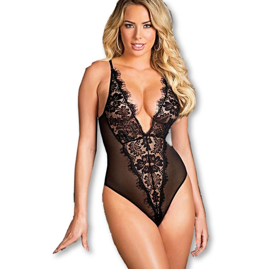 teddy cute lingerie lace lingerie