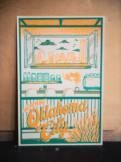 Mornin' Oklahoma City - Poster