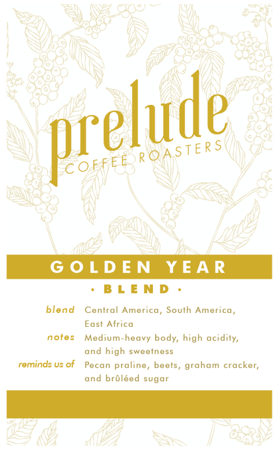 Golden Year Blend