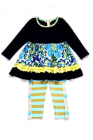 Getty's 2 Piece Set for toddlers/girls