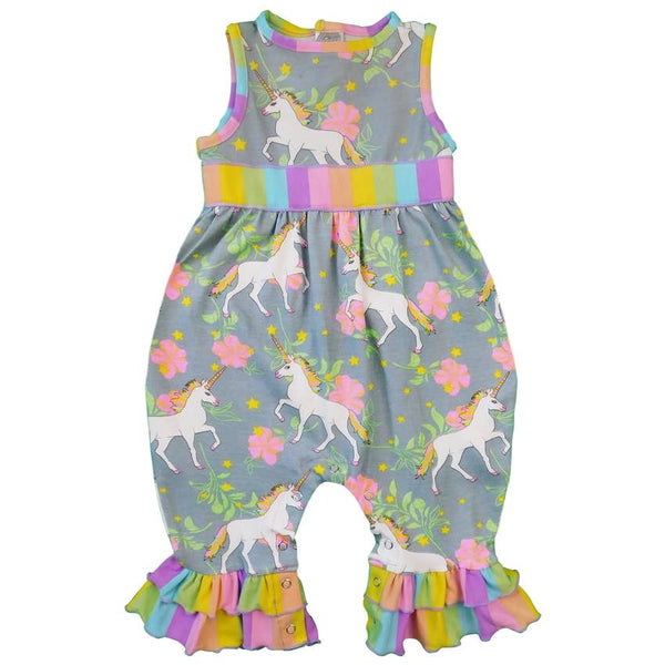 Unicorn Romper Play