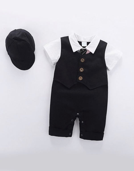 Winchester Baby Romper Suit