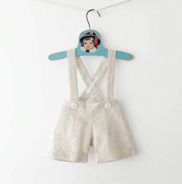 Boys Formal Shortalls