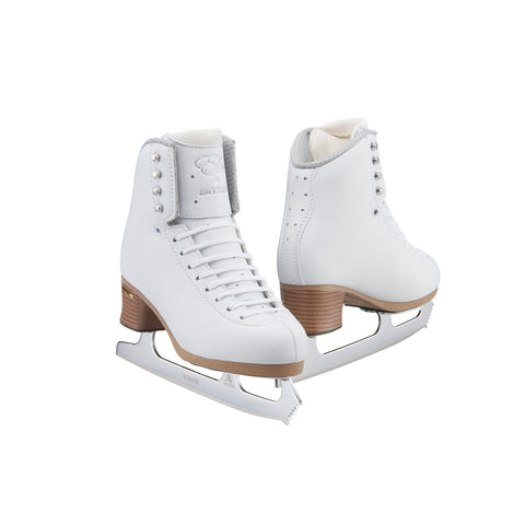 Jackson Ultima Freestyle white figure skate ultima mirage