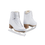 Jackson Ultima Freestyle white figure skate ultima aspire xp