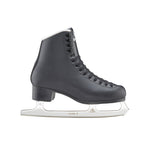 Jackson Ultima Classic 552 Mens Boys Black Figure Skate PVC Sole Mark 2 Blade