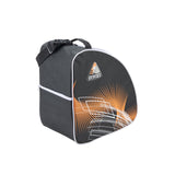 JACKSON OVERSIZED SKATE BAG  (BLACK/ORANGE)