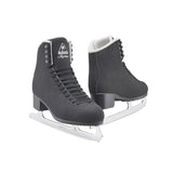 Jackson Ultima Mystique men's black figure skate