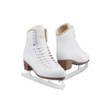 Jackson Ultima Artiste women's girls white figure skate with Mark 4 blade