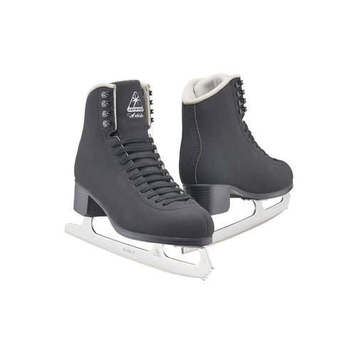 Jackson Artiste men's black figure skate
