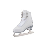 Jackson Ultima Finesse women's girls white figure skate