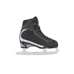 Jackson Ultima Softec Vista women's girls black figure skates