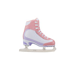 Jackson Ultima Softec Vista women's girls pink figure skates.