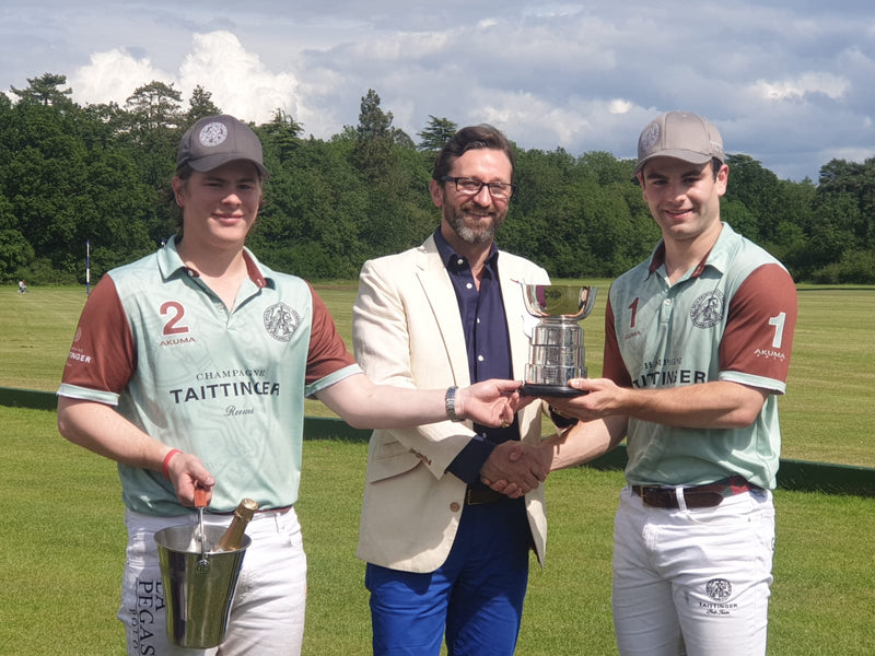 Barrington Ayre Committee Cup Final Day at Cirencester Polo