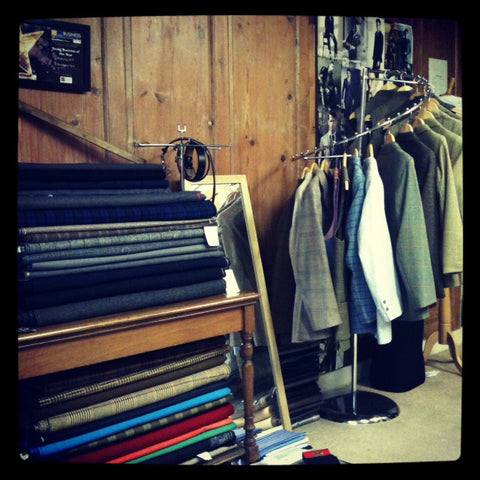 Barrington Ayre Tailor Cirencester