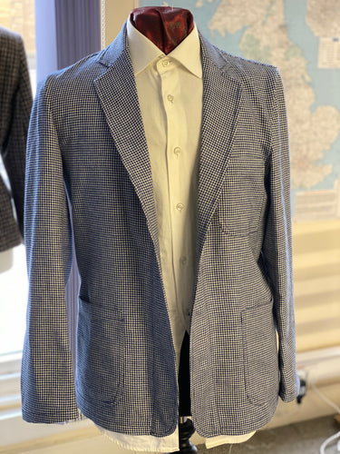 Made in Cirencester Jacket - Houndstooth