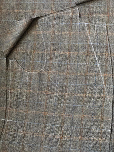 Made in Cirencester Jacket - Harris Tweed