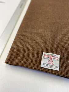 Harris Tweed - Brown Barleycorn